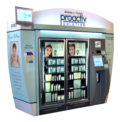 Jun 20, · Ok so i was walking in the mall till i saw a vending machine that sells proactiv, now i should have went over there and checked out the price for myself but i didn't and now im going back today to get it, i just wanna know how much it costs before i get libraryhumor.ml: Resolved.
