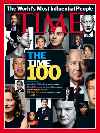 Time 100 Most Influential People
